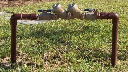 Backflow Prevention Certification in Lee and Collier County